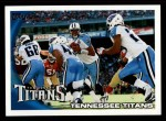 2010 Topps #355   -  Vince Young / Chris Johnson Titans Team Front Thumbnail
