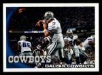 2010 Topps #419   -  Tony Romo / Marion Barber Cowboys Team Front Thumbnail
