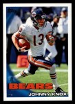 2010 Topps #406  Johnny Knox  Front Thumbnail