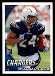2010 Topps #403  Ryan Mathews  Front Thumbnail