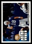 2010 Topps #341  Peyton Manning  Front Thumbnail