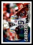 2010 Topps #380  Antonio Gates  Front Thumbnail