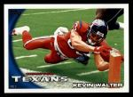 2010 Topps #422  Kevin Walter  Front Thumbnail