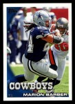 2010 Topps #316  Marion Barber  Front Thumbnail