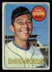 1969 Topps #94  Hank Aguirre  Front Thumbnail