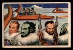 1951 Bowman Jets Rockets and Spacemen #57   In the Realm of Prince Frost Front Thumbnail