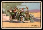 1953 Bowman Antique Autos #33   Winton Front Thumbnail