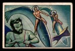 1951 Bowman Jets Rockets and Spacemen #56   Underwater Hunting Front Thumbnail