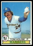1979 Topps #31  Tom House  Front Thumbnail
