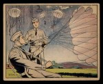 1941 Gum Inc. Uncle Sam Home Defense #7   Parachute Troops Front Thumbnail