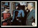 1966 Topps Batman Color #30 CLR  Batman / Robin / Comissioner & Captain Front Thumbnail
