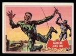 1966 Topps Batman Red Bat #11 RED  Landing a Big One Front Thumbnail