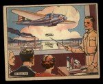1941 Gum Inc. Uncle Sam Home Defense #111   Civilian Information About Bombs Front Thumbnail