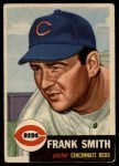 1953 Topps #116  Frank Smith  Front Thumbnail