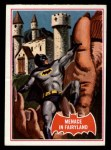 1966 Topps Batman Red Bat #43 RED  Menace in Fairyland Front Thumbnail