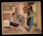 1941 Gum Inc. Uncle Sam Home Defense #116   Home Shelter Room Front Thumbnail