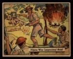 1941 Gum Inc. War Gum #52   Filipino Wins Congressional Medal Front Thumbnail