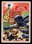 1966 Topps Batman Red Bat #21 RED  Batman Wins a Prize Front Thumbnail