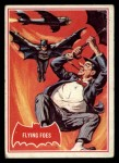 1966 Topps Batman Red Bat #31 RED  Flying Foes Front Thumbnail