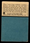 1966 Topps Batman Red Bat #38 RED  In the Path of Death Back Thumbnail