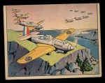 1941 Gum Inc. Uncle Sam Home Defense #43   Formation Flying Front Thumbnail