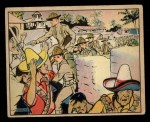 1941 Gum Inc. Uncle Sam Home Defense #34   Landing Force In Attack Front Thumbnail