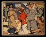 1941 Gum Inc. Uncle Sam Home Defense #100   Air Raid Warden Front Thumbnail