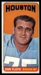 1965 Topps #75  Don Floyd  Front Thumbnail