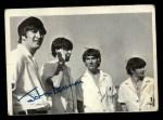 1964 Topps Beatles Black and White #134  John Lennon  Front Thumbnail