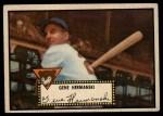1952 Topps #16  Gene Hermanski  Front Thumbnail