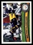 2011 Topps #90  Ben Roethlisberger  Front Thumbnail