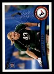 2011 Topps #29  Brooks Reed  Front Thumbnail