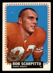 1964 Topps #59  Bob Scarpitto  Front Thumbnail