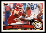 2011 Topps #257  Eric Berry  Front Thumbnail