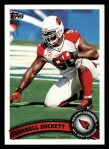 2011 Topps #416  Darnell Dockett  Front Thumbnail
