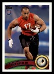 2011 Topps #249  Roy Helu  Front Thumbnail