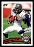 2011 Topps #383  Mike Williams  Front Thumbnail