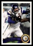 2011 Topps #376  Jared Allen  Front Thumbnail