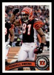 2011 Topps #272  Terrell Owens  Front Thumbnail