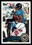 2011 Topps #245  Marcedes Lewis  Front Thumbnail