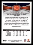 2012 Topps #18  Alshon Jeffery  Back Thumbnail