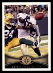 2012 Topps #96  Devery Henderson  Front Thumbnail
