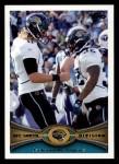 2012 Topps #102   -  Blaine Gabbert / Maurice Jones-Drew Jacksonville Jaguars Front Thumbnail