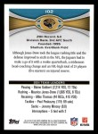 2012 Topps #102   -  Blaine Gabbert / Maurice Jones-Drew Jacksonville Jaguars Back Thumbnail