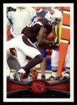2012 Topps #117  Early Doucet  Front Thumbnail