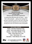 2012 Topps #145   -  Drew Brees New Orleans Saints Back Thumbnail