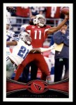 2012 Topps #150  Larry Fitzgerald  Front Thumbnail
