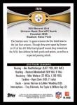 2012 Topps #159   -  Ben Roethlisberger / Max Starks Pittsburgh Steelers Back Thumbnail
