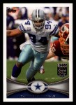 2012 Topps #190  DeMarcus Ware  Front Thumbnail