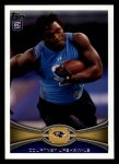 2012 Topps #212  Courtney Upshaw  Front Thumbnail